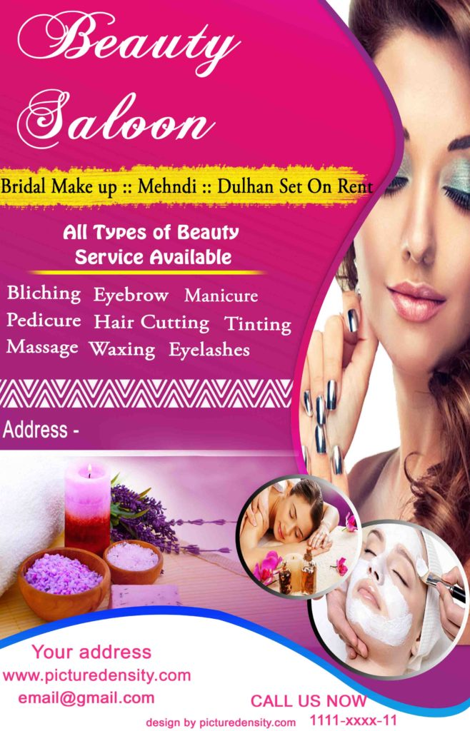 beauty salon banner  u00bb picture density